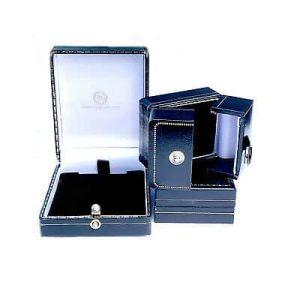 Vintage 9ct, 9k, 375 Gold Turquoise matrix, drop Earrings