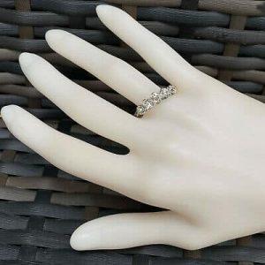 Antique Edwardian 18ct, 18k, 750 Gold & Platinum, Diamond engagement Ring C1910
